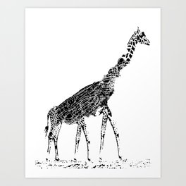 Majestic Art Print