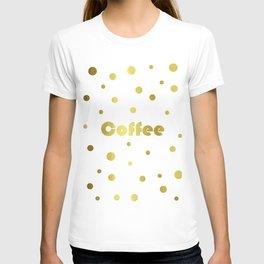 Coffee Gold T-shirt