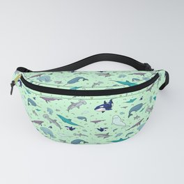 Sea Animals Fanny Pack