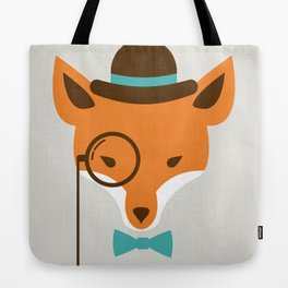 What the fox!... Tote Bag