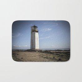Southerness Lighthouse Bath Mat