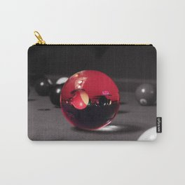 Pool Table Illusions Carry-All Pouch