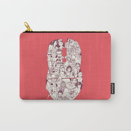 Adulthood Mash-Up Carry-All Pouch