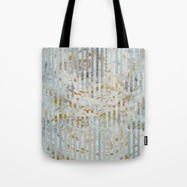 Gold roses Tote Bag
