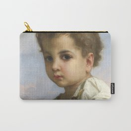 """William-Adolphe Bouguereau """"Flute Player"""" Carry-All Pouch"""