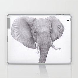 Elephant head Drawing Laptop & iPad Skin