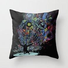 soul dj Throw Pillow