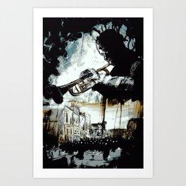 The Rot Parade Art Print