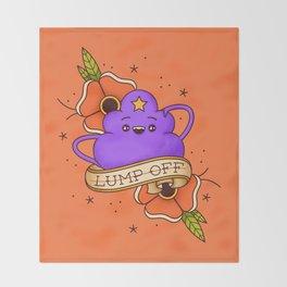 LSP | Lump Off Throw Blanket