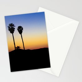 Hopped off the plane at LAX Stationery Cards