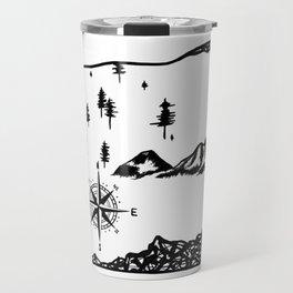 Oregon Love Travel Mug