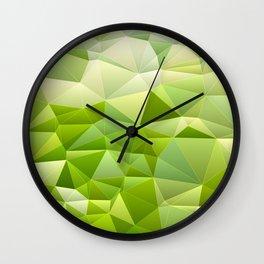 Nature Study Wall Clock