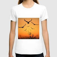 freedom T-shirts featuring Freedom by Cs025