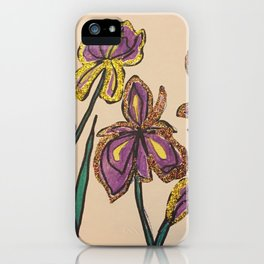 Gather together iPhone Case