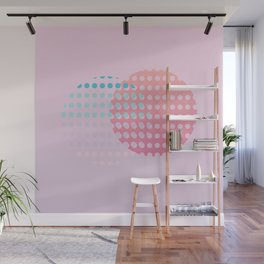 Holographic dream Wall Mural