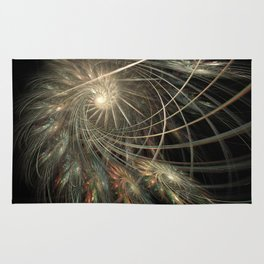 Spun Feathers Rug