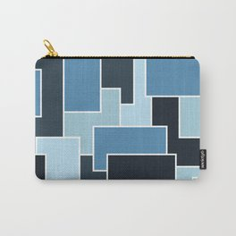 Squared Up Carry-All Pouch