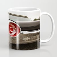 ford Mugs featuring Ford Americana by Vorona Photography