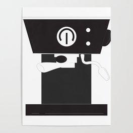 Caffeine Please Poster