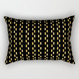Dot MS DOS Blits Fallout 76 Rectangular Pillow
