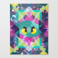 the national Canvas Prints featuring National Geometric by Jacob Overway