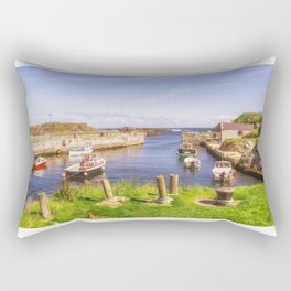 The Little Harbour Rectangular Pillow
