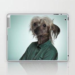 Chinese hairless crested dog Laptop & iPad Skin