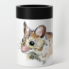 Little Brown Mouse Can Cooler