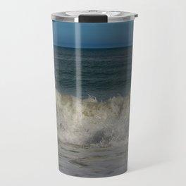 Cape Canaveral 0737, Florida Seascape Travel Mug