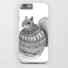 The Squirrel-Feathered iPhone 6s Slim Case