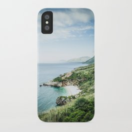 Beach - Landscape and Nature Photography iPhone Case
