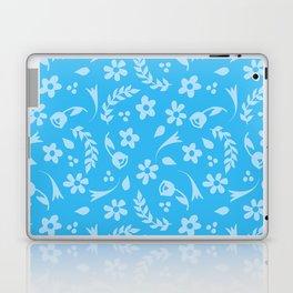 Macy - light blue Laptop & iPad Skin