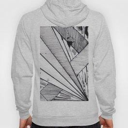 Diagonal Hoody