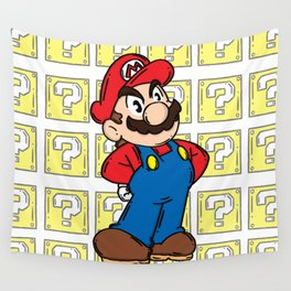 It's A Me Wall Tapestry