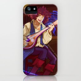 Dan the Bard! iPhone Case
