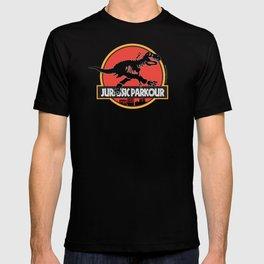 Jurassic Parkour T-shirt