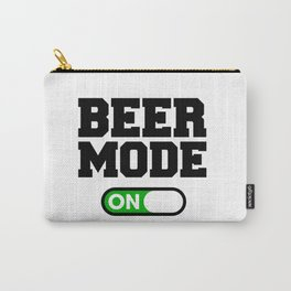 Beer Mode Carry-All Pouch