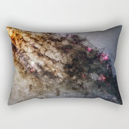 Spectacular Centaurus A Rectangular Pillow