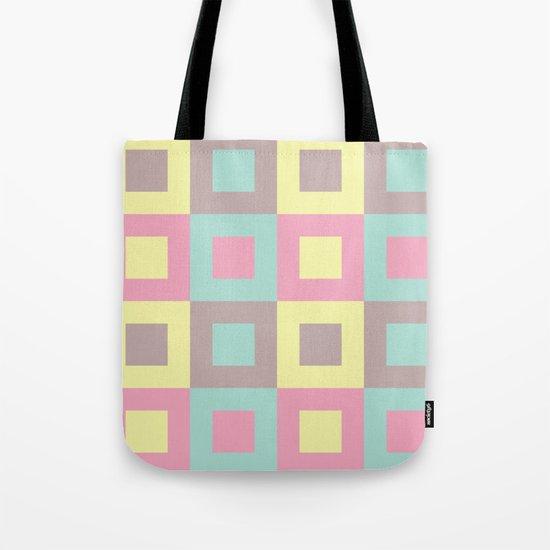 Sweet mosaic Tote Bag