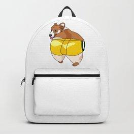 Corgi Nelson Backpack