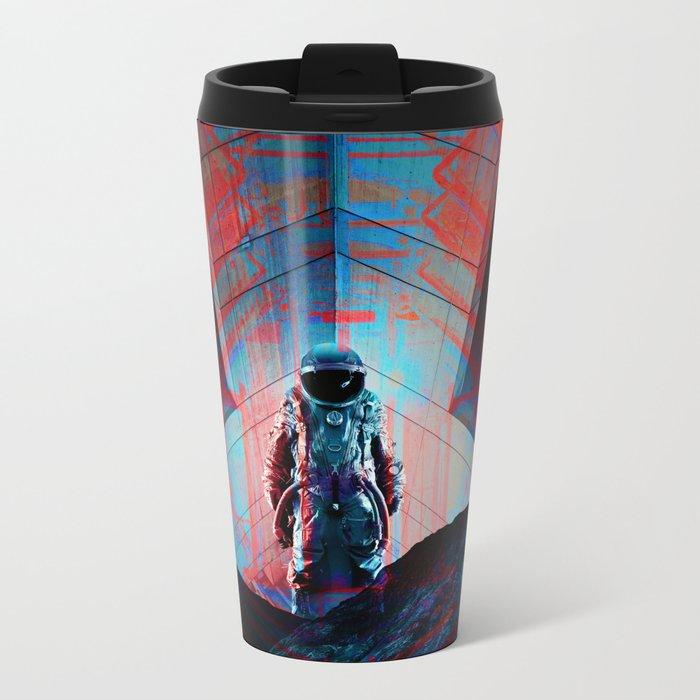 See you soon Space Cowboy Metal Travel Mug
