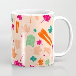 Fall Fashion Coffee Mug