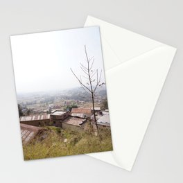 Nepalese Village Stationery Cards