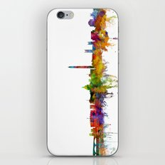 Washington DC Skyline iPhone & iPod Skin