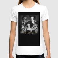 fifth harmony T-shirts featuring Fifth Harmony - Reflection by xamjx3