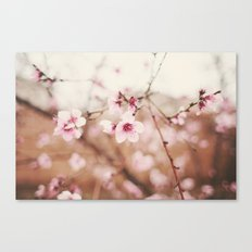 Blessed. Canvas Print