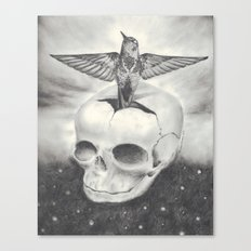 Born & Reborn Canvas Print