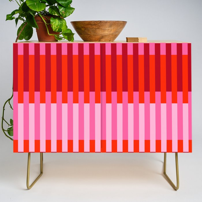 Abstract_LINE_ART_01 Credenza