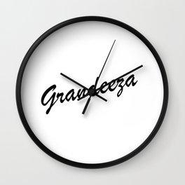 grandeeza Wall Clock