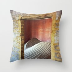 Out - In Throw Pillow